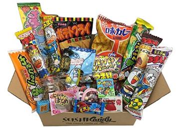 dulces japoneses baratos españa snack