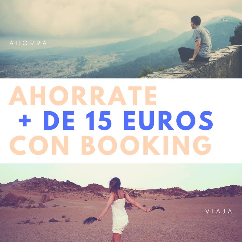 ahorra dinero con booking